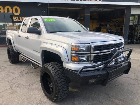 2014 Chevrolet Silverado 1500 for sale at BEST DEAL MOTORS  INC. CARS AND TRUCKS FOR SALE in Sun Valley CA