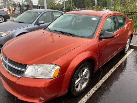 2008 Dodge Avenger for sale at Blue Line Auto Group in Portland OR