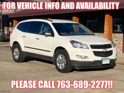 2012 Chevrolet Traverse for sale at Affordable Auto Sales in Cambridge MN