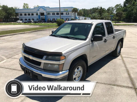 2005 Chevrolet Colorado for sale at ULTIMATE AUTO IMPORTS in Longwood FL