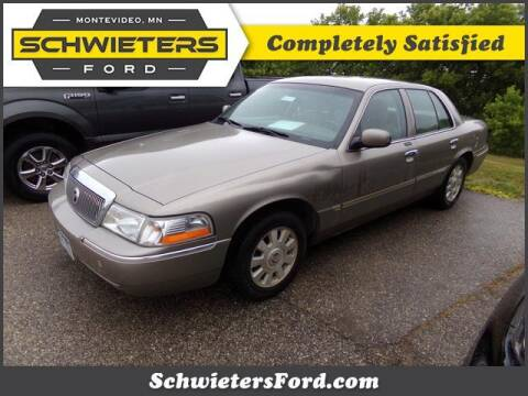 2004 Mercury Grand Marquis for sale at Schwieters Ford of Montevideo in Montevideo MN