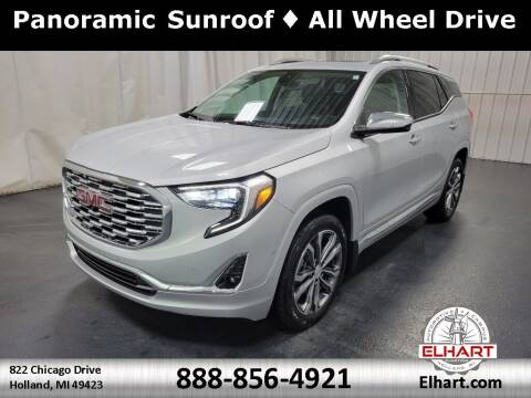 2018 GMC Terrain for sale at Elhart Automotive Campus in Holland MI