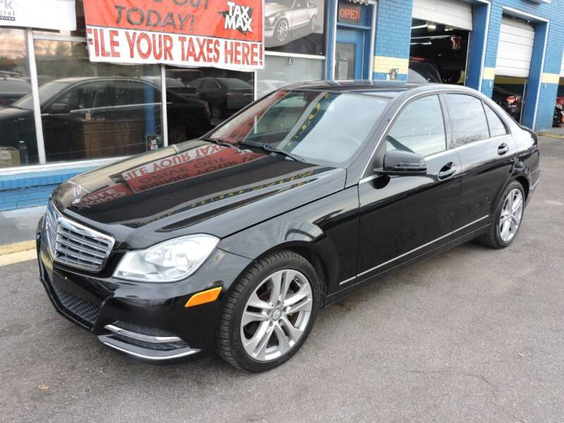 2012 Mercedes-Benz C-Class for sale at Drive Auto Sales & Service, LLC. in North Charleston SC