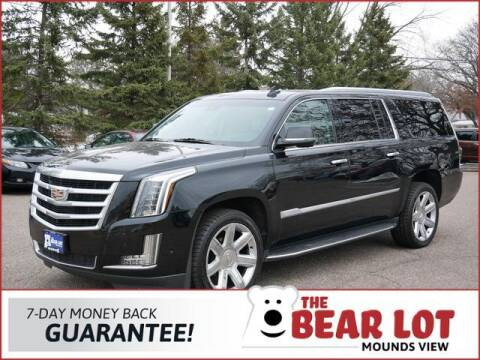 2019 Cadillac Escalade ESV for sale at Rydell Auto Outlet in Mounds View MN