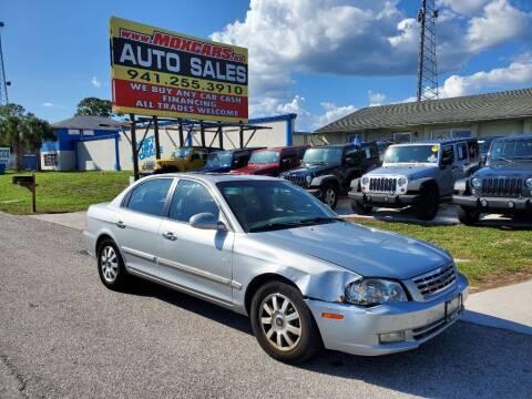 2001 Kia Optima for sale at Mox Motors in Port Charlotte FL