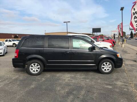 2010 Chrysler Town and Country for sale at Used a Bit Auto Sales in Fargo ND
