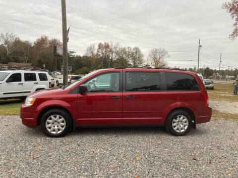 2008 Chrysler Town and Country for sale at Joye & Company INC, in Augusta GA