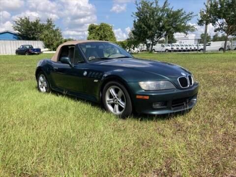 2000 BMW Z3 for sale at NETWORK TRANSPORTATION INC in Jacksonville FL