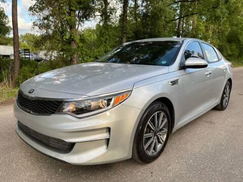 2016 Kia Optima for sale at Next Autogas Auto Sales in Jacksonville FL