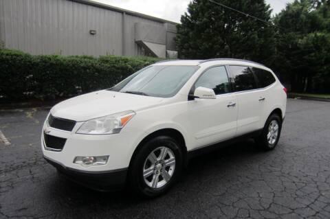 2012 Chevrolet Traverse for sale at Key Auto Center in Marietta GA