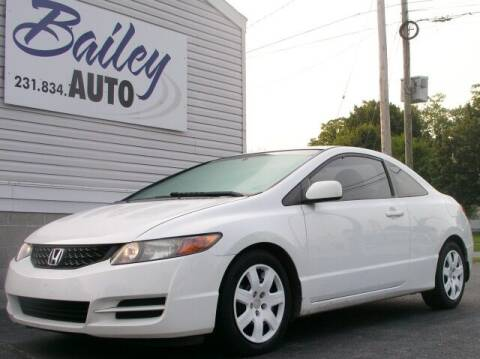 2009 Honda Civic for sale at Bailey Auto LLC in Bailey MI