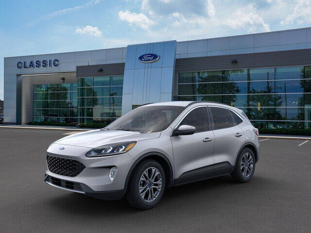 2021 Ford Escape Hybrid for sale in Mentor, OH