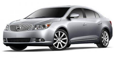 2012 Buick LaCrosse for sale at DAVID McDAVID HONDA OF IRVING in Irving TX
