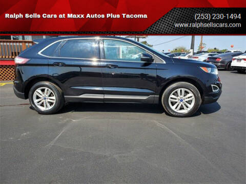 2016 Ford Edge for sale at Ralph Sells Cars at Maxx Autos Plus Tacoma in Tacoma WA