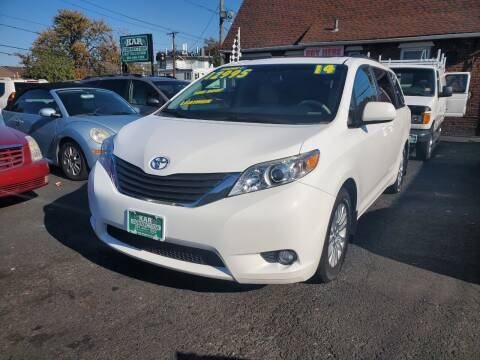 2014 Toyota Sienna for sale at Kar Connection in Little Ferry NJ
