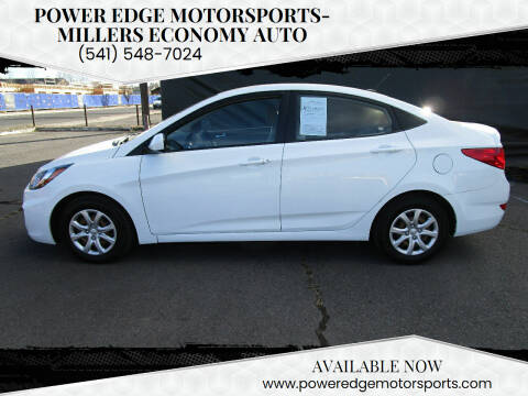 2014 Hyundai Accent for sale at Power Edge Motorsports- Millers Economy Auto in Redmond OR