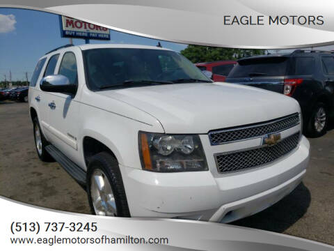 2008 Chevrolet Tahoe for sale at Eagle Motors in Hamilton OH