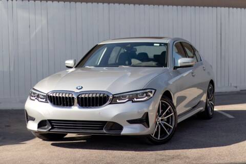 2019 BMW 3 Series for sale at Private Club Motors in Houston TX
