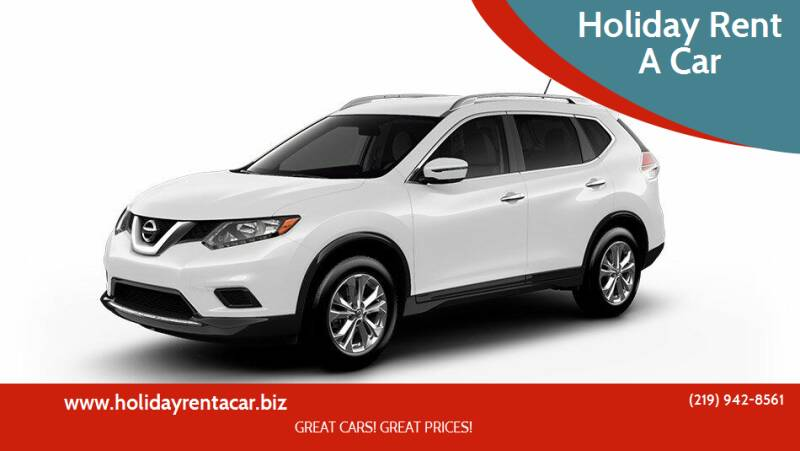 2016 Nissan Rogue for sale at Holiday Rent A Car in Hobart IN