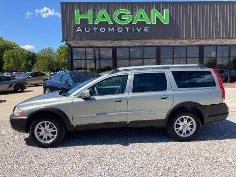 2007 Volvo XC70 for sale at Hagan Automotive in Chatham IL