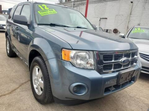2012 Ford Escape for sale at USA Auto Brokers in Houston TX