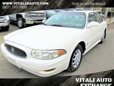 2004 Buick LeSabre for sale at VITALI AUTO EXCHANGE in Johnson City NY