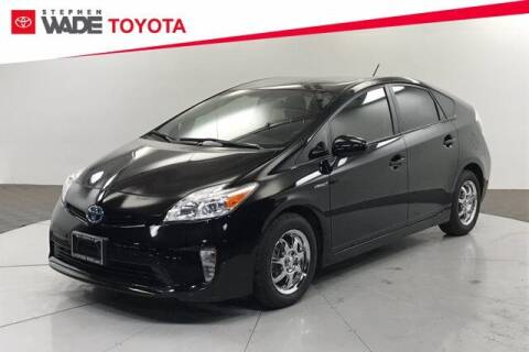 2014 Toyota Prius for sale at Stephen Wade Pre-Owned Supercenter in Saint George UT