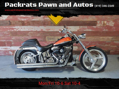 1997 Harley Davidson FXSTC for sale at Packrats Pawn and Autos in Defiance OH