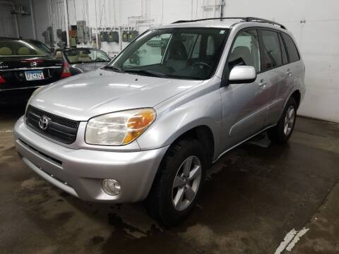 2005 Toyota RAV4 for sale at The Car Buying Center in St Louis Park MN
