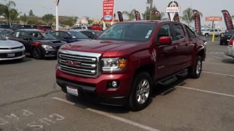 2017 GMC Canyon for sale at Choice Motors in Merced CA