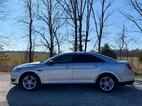 2017 Ford Taurus for sale at RAYBURN MOTORS in Murray KY
