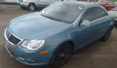 2007 Volkswagen Eos for sale at Big Red Auto Sales in Papillion NE