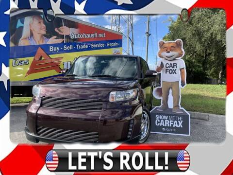 2009 Scion xB for sale at Das Autohaus Quality Used Cars in Clearwater FL