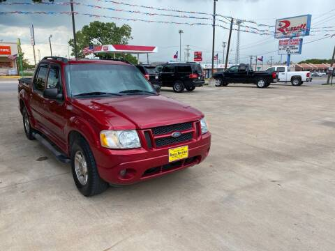 2004 Ford Explorer Sport Trac for sale at Russell Smith Auto in Fort Worth TX