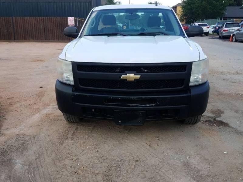 2009 Chevrolet Silverado 1500 for sale at North Loop West Auto Sales in Houston TX