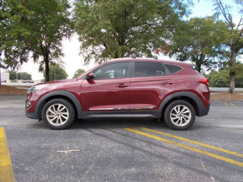 2016 Hyundai Tucson for sale at A & P Automotive in Montgomery AL