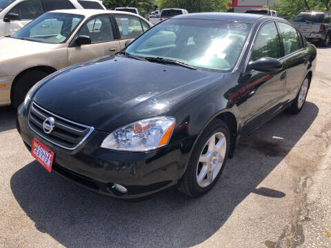 2004 Nissan Altima for sale at Sonny Gerber Auto Sales in Omaha NE