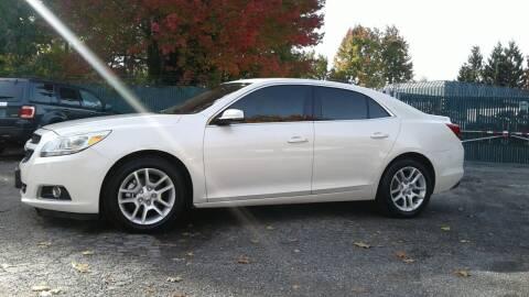 2013 Chevrolet Malibu for sale at Car Guys in Kent WA