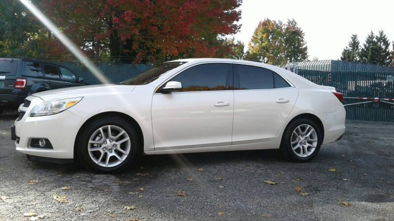 2013 Chevrolet Malibu for sale at Car Guys in Kent WA