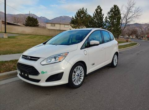 2017 Ford C-MAX Energi for sale at A.I. Monroe Auto Sales in Bountiful UT