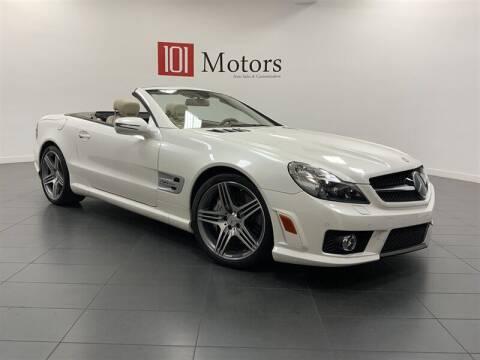 2012 Mercedes-Benz SL-Class for sale at 101 MOTORS in Tempe AZ