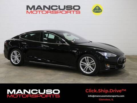 2016 Tesla Model S for sale at Mancuso Motorsports in Glenview IL