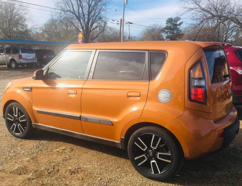 2010 Kia Soul for sale at Westside Auto Sales in New Boston TX