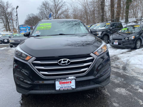 2017 Hyundai Tucson for sale at Elmora Auto Sales in Elizabeth NJ