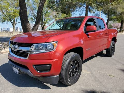 2016 Chevrolet Colorado for sale at Matador Motors in Sacramento CA