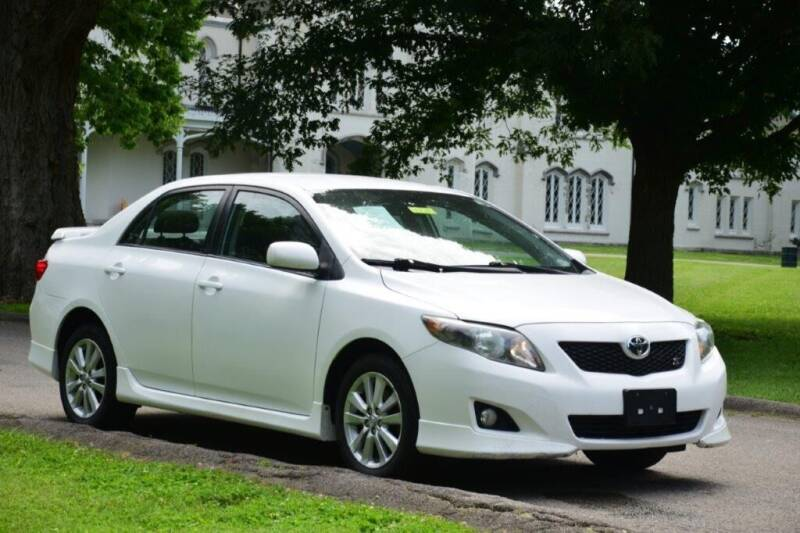 2009 Toyota Corolla for sale at Digital Auto in Lexington KY