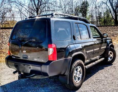 2001 Nissan Xterra for sale at Abingdon Auto Specialist Inc. in Abingdon VA