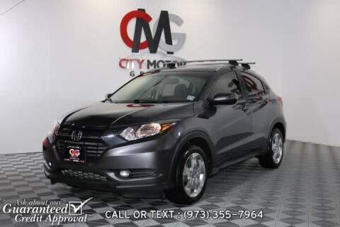 2016 Honda HR-V for sale at City Motor Group, Inc. in Wanaque NJ