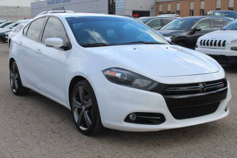 2015 Dodge Dart for sale at SHAFER AUTO GROUP in Columbus OH