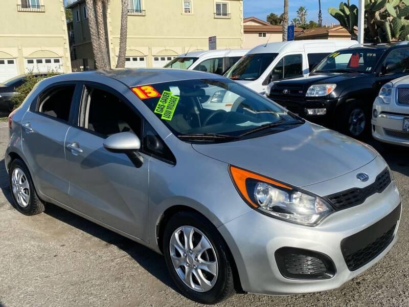 2013 Kia Rio 5-Door for sale at North County Auto in Oceanside CA